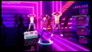 Dance Central 3 - Boyfriend - Justin Bieber