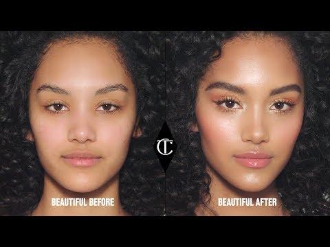 How To Apply NEW! Transform-Eyes Palette   Charlotte Tilbury