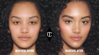 How To Apply NEW! Transform-Eyes Palette | Charlotte Tilbury