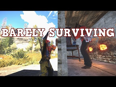BARELY SURVIVING - RUST thumbnail