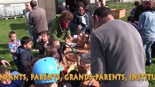 Goûter de Fruits au Jardin Partagé d'Avallon (89)