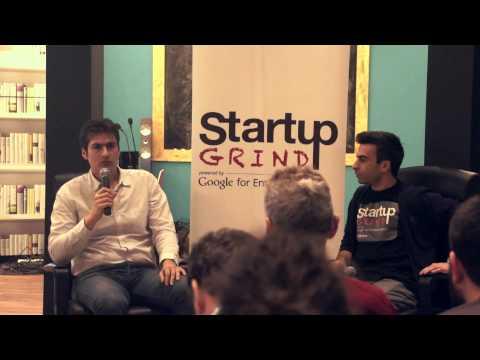 Startup Grind Athens Hosts Apostolos Apostolakis (e-FOOD.gr)