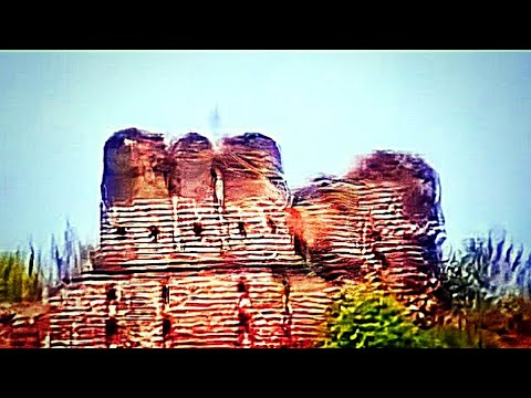 Zilpi Amner fort built by Bricks near Dharni Melghat Tapti River Dharni  Melghat