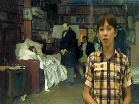 Изображение предпросмотра прочтения – ГардейПикулёв читает произведение «Смерть поэта (Погиб поэт! Невольник чести…)» М.Ю.Лермонтова
