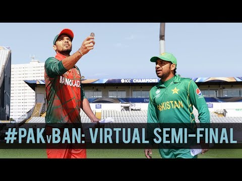 #AsiaCup2018: Pakistan, Bangladesh battle...