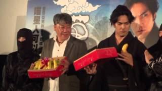 寶島香蕉篇《貓侍電影版2》7月31日全台上映。 笑點很多、貓咪好療癒、武...