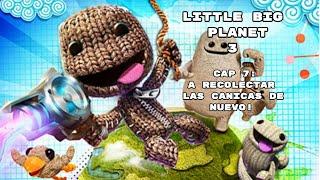 LBP 3 Cap 7: A recolectar las canicas de nuevo!|LBP3 PS4