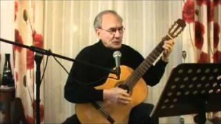Hội Nghị Diên Hồng, Lưu  Hữu Phước, Tiếng đàn và hát Phạm Ngọc Lân
