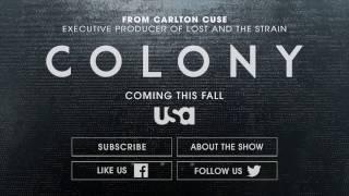Колония | Colony | Русский трейлер сезон 1  | 2016