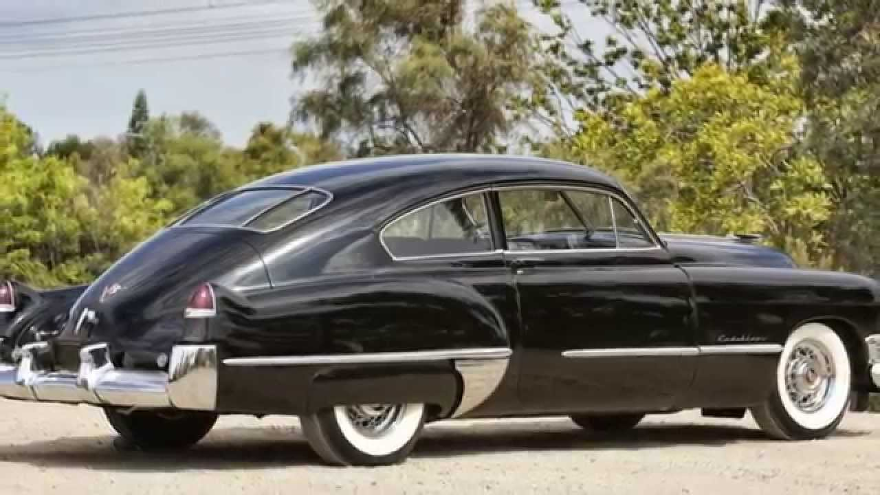 1949 cadillac series 61 club coupe 39 sedanette 39 youtube. Black Bedroom Furniture Sets. Home Design Ideas