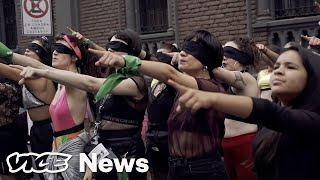 This Chilean Anti-rape Song Is Now A Viral Feminist Anthem
