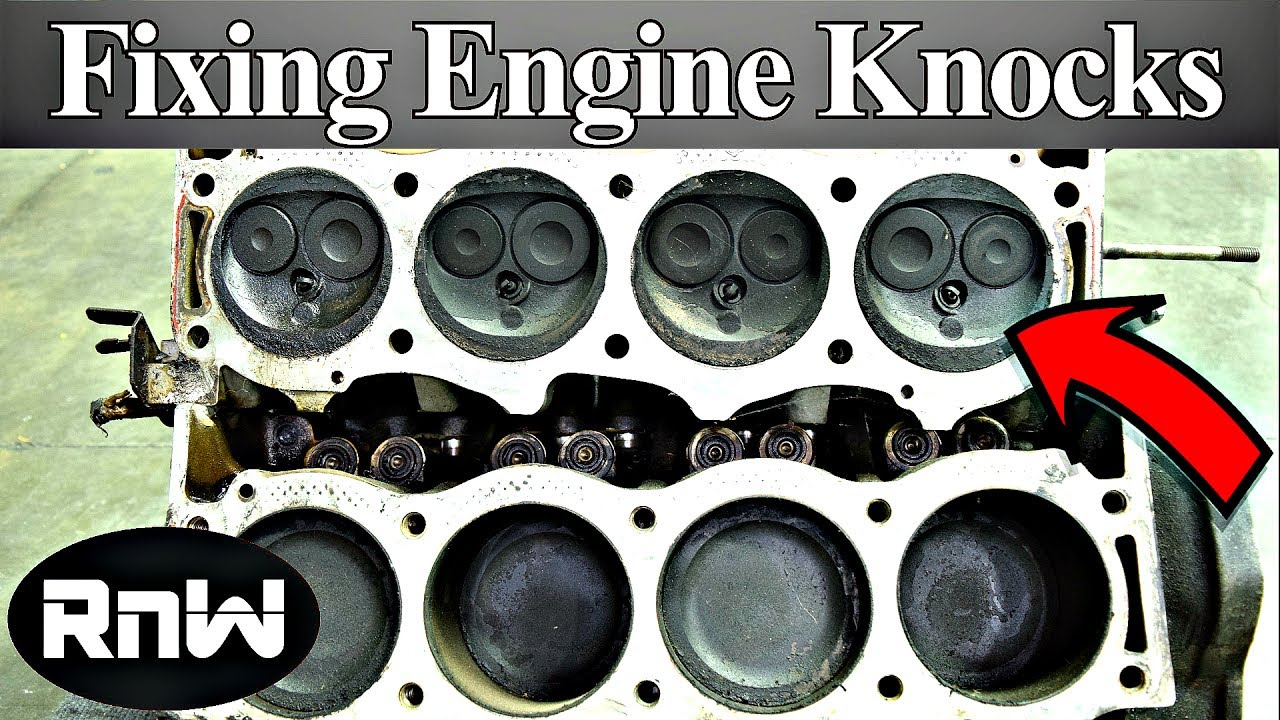 how to easily diagnose and fix engine knock [ 1280 x 720 Pixel ]