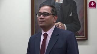 Tema: UNMSM firma Convenio con la Embajada de la India