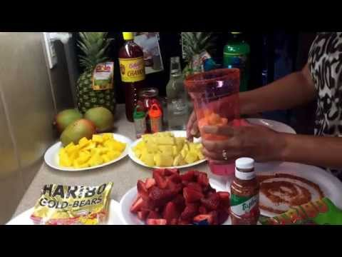 how to make tamarindo candy