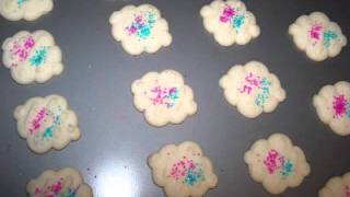 Christmas Holiday Treats - Classic Butter Cookies Recipe