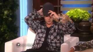 The Ellen DeGeneres Show: Justin Bieber fala sobre foto pelado [LEGENDADO]