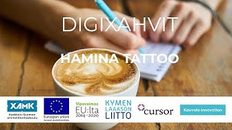 DigiXahvit Hamina Tattoo 2020