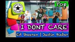 I DONT CARE | Ed Sheeran justin Bieber| Zumba® | Alfredo Jay | Choreography | Dance Fitness