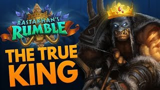 The True King of the Rumble | Hearthstone | [Rastakhan
