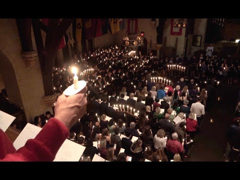 Christmas Candelight Service of Lessons & Carols, The Lawrenceville School, 2018