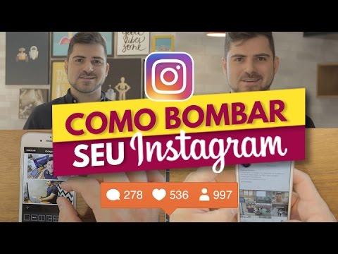 Como ganhar Seguidores no Instagram Grátis - Tutorial Instagram 2016/2017