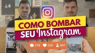 Como ganhar Seguidores no Instagram Grátis - Tutorial Instagram 2017