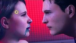 Bryan Interrogates Amelia - All Dialogues - Detroit Become Human