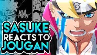 Will Boruto's Jougan Activate In Front Of Sasuke And Jiraiya?