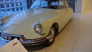 Car Review: 1956 Citroën DS 19