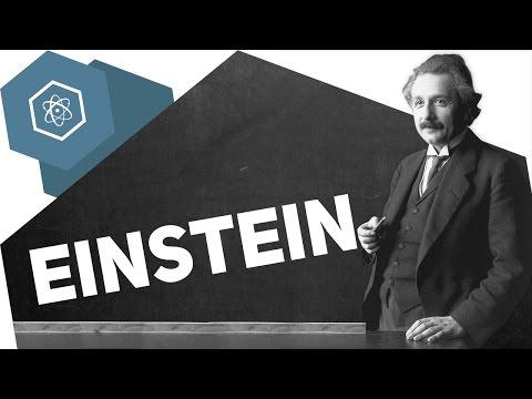 Albert Einstein - 'Gott würfelt nicht.' ● Gehe auf SIMPLECLUB.DE/GO & werde #EinserSchüler