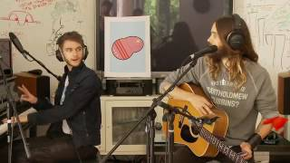 Video 30 Seconds to Mars _ Stay the Night feat  ZEDD acoustic download MP3, 3GP, MP4, WEBM, AVI, FLV Juli 2018