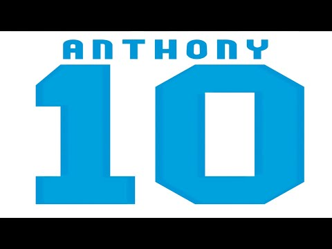 ANTHONY - Nun me fa niente cchiù - (F.Franzese-G.Arienzo) Video ufficiale