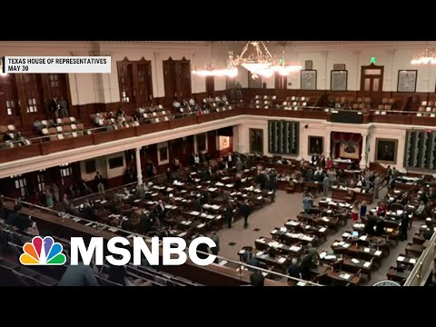 TX Dems Force GOP To Walk Back 'Horrendous' Provision To Overturn Elections
