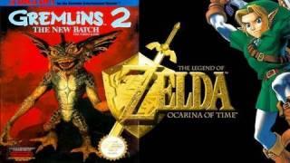 #88mph 35 - Gremlins 2 en 07:00 / Zelda Oot en 56:54 Part 1