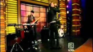 Jesse Mccartney Performs Shake Live on Regis & Kelly