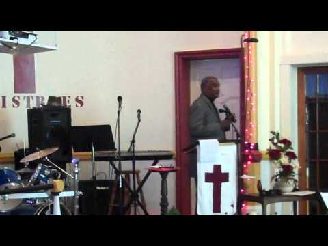 Bishop James Hall