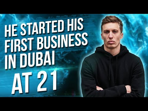 Dubai Expats: How Marko started his first business in Dubai at 21.