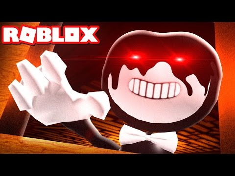 Thumbnail: BENDY AND THE INK MACHINE IN ROBLOX - FULL REMAKE COMPLETE!!