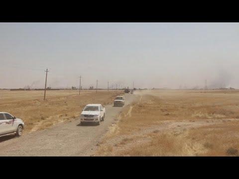 حصري - إنهيار دفاعات داعش في تلعفر وتضييق الخناق عليه بمركزها  - نشر قبل 6 ساعة