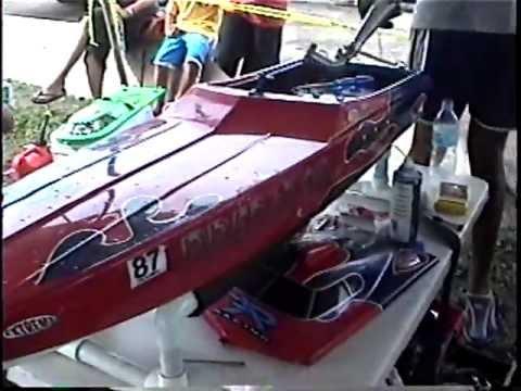 Trinidad Nitro RC Boat Club # 1