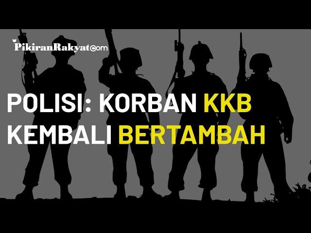 Usai Menembak Seorang Guru di Beoga Papua, Polisi Sebut Korban Penembakan KKB Kembali Bertambah
