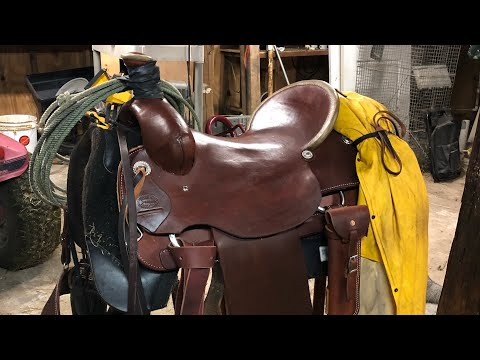 Saddle Review: Corriente Association Ranch Saddle!