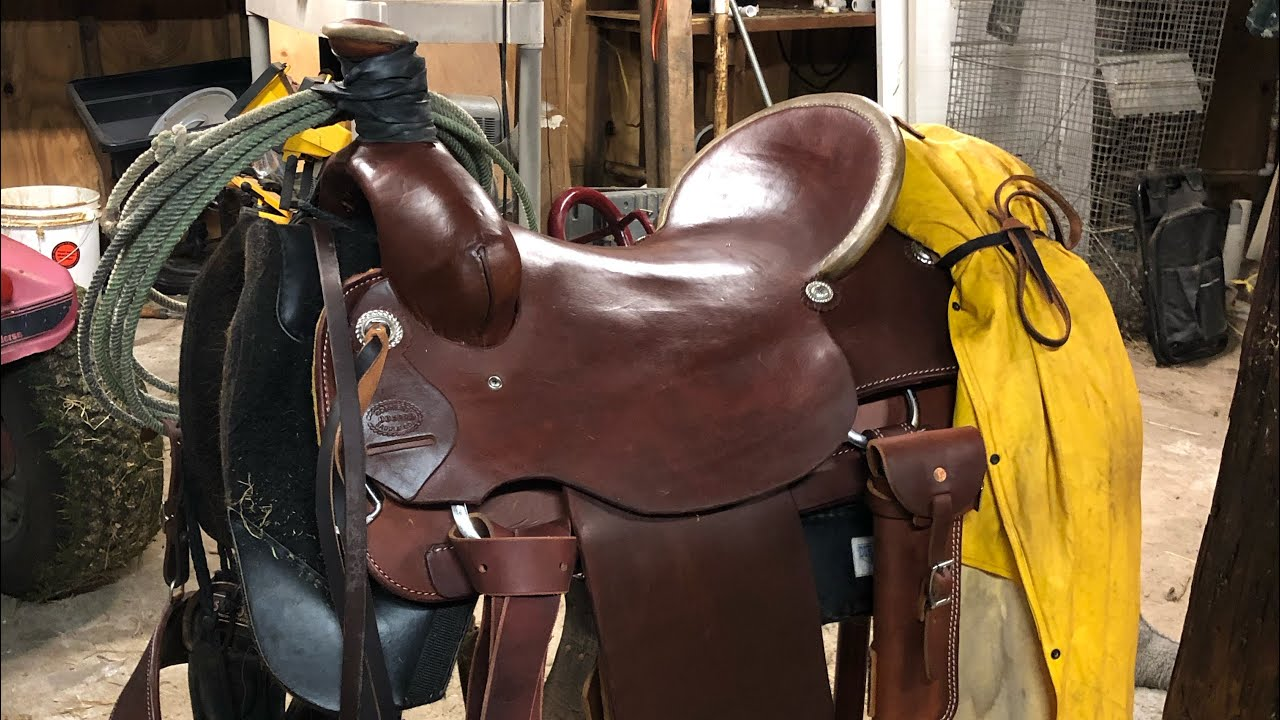 Corriente Association Ranch Saddle review!