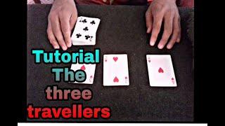 The Three Travelers Tutorial in Nepali(Revel) Only Tutorial Guys