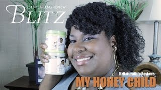 MY HONEY CHILD Type 4 Hair Cream & DC - MzNaturalLife