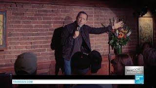 Gad Elmaleh, le roi de l'humour, vit son rêve américain