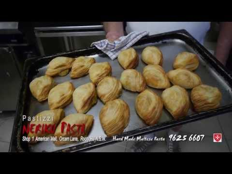 How To Make The Perfect Pastizzi By NERIKU PASTA In Rooty Hill NSW  Jgaleagozo