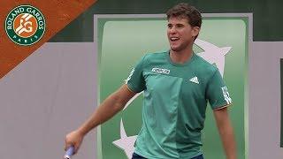 Roland-Garros 2016 - Portrait: Thiem