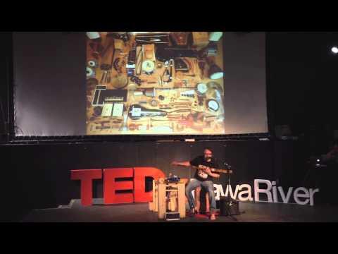 Tętno muzyki | Tomasz T.ETNO Drozdek | TEDxRawaRiverSalon