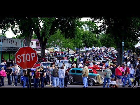 MSRA 2017 Back To The 50's St Paul Minnesota Street Rod Association Part 2